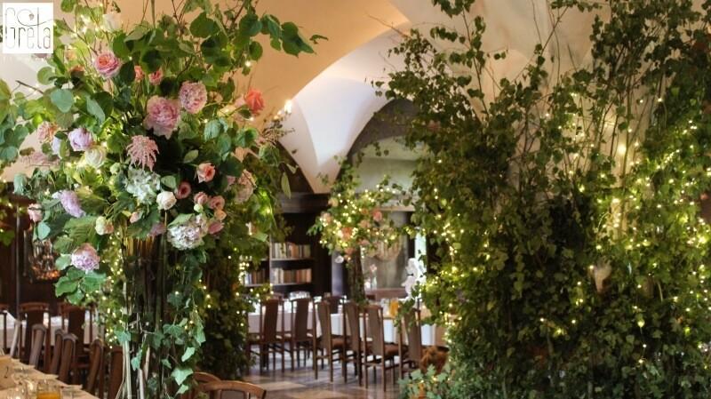 kwiaty na ślub i wesele