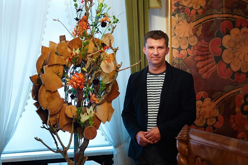 Hubert Lamański, fot. Marcin Chruściel