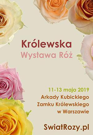 Królewska Wystawa Róż Arkady Kubickiego