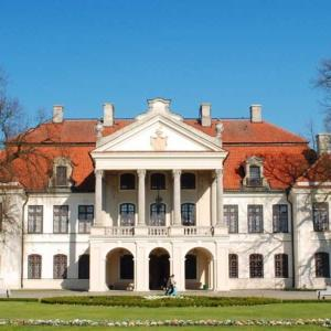 Różana wystawa w Kozłówce
