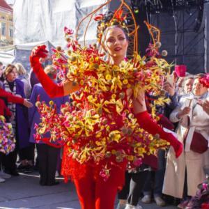 Lilleball 2019 - bal kwiatów w Talinie