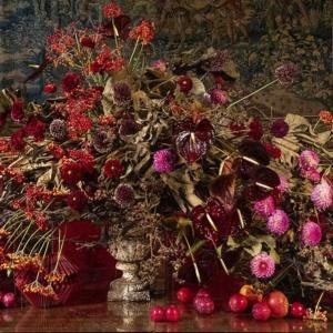 Flowertime, czyli rajski ogród w brukselskim ratuszu