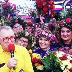 Floryści znów zagrali dla WOŚP! Galeria ludzi pozytywnie zakręconych