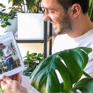 kalendarz z roślinami