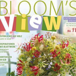 Trendy wiosna-lato widziane oczami najlepszych florystów z Bloom's View