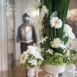 Ślub inaczej - warsztaty ślubne w pałacu Czartoryskich