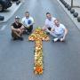 Bukareszt w kwiatach – niesamowite dekoracje Nicu Bocancei